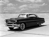 Pictures of Mercury Monterey 2-door Hardtop 1954