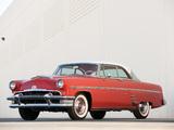 Mercury Monterey 2-door Hardtop 1954 wallpapers
