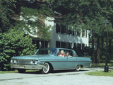 Mercury Monterey 4-door Hardtop (75B) 1961 wallpapers