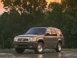 Images of Mercury Mountaineer 1998–2001