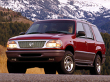 Mercury Mountaineer 1997–98 photos