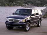 Mercury Mountaineer 1998–2001 photos