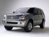 Mercury Mountaineer Concept 2000 images