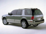 Mercury Mountaineer Concept 2000 pictures
