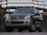 Mercury Mountaineer 2001–05 wallpapers