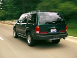 Pictures of Mercury Mountaineer 1998–2001