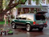Pictures of Mercury Mountaineer 1998–2001