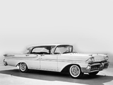 Mercury Park Lane Phaeton Sedan 1958 wallpapers
