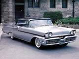 Photos of Mercury Park Lane Phaeton Sedan 1958