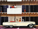 Photos of Mercury Park Lane Convertible (76D) 1960