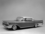 Pictures of Mercury Park Lane 4-door Phaeton Hardtop (57C) 1959