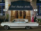 Pictures of Mercury Park Lane Sedan 1964