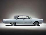 Pictures of Mercury Park Lane Breezeway Sedan 1966