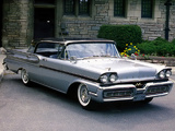Pictures of Mercury Park Lane Phaeton Sedan 1958