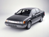 Images of Mercury Sable 1985–91