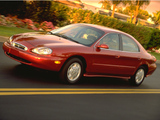Images of Mercury Sable 1996–99