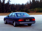 Mercury Sable 1985–91 pictures
