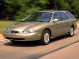 Mercury Sable Station Wagon 1996–99 pictures