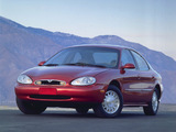 Mercury Sable 1996–99 wallpapers