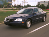 Mercury Sable 2000–05 wallpapers