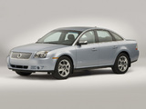 Mercury Sable 2007–09 wallpapers