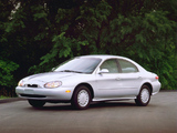 Photos of Mercury Sable 1996–99