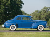 Mercury Sedan Coupe (79M-72) 1947 photos