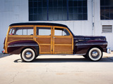Mercury Station Wagon (79M-79) 1947 pictures