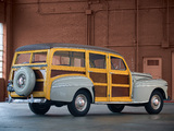 Mercury Station Wagon (69M-79) 1946 pictures