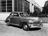 Photos of Mercury Sedan Coupe (79M-72) 1947