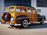 Mercury Station Wagon (79M-79) 1947 wallpapers