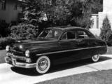 Images of Mercury Sport Sedan (M-74) 1950
