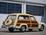 Mercury Station Wagon (1CM M-79) 1951 photos