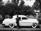 Mercury Sport Sedan (1CM M-74) 1951 wallpapers