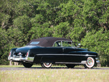 Mercury Convertible (1CM M-76) 1951 wallpapers