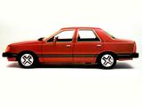 Mercury Topaz Sedan 1984 pictures