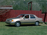 Photos of Mercury Topaz Sedan 1988–94