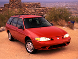 Images of Mercury Tracer Wagon 1997–99