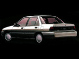 Pictures of Mercury Tracer 1991–96
