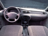 Pictures of Mercury Tracer 1997–99