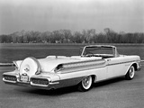 Mercury Turnpike Cruiser Convertible (76S) 1957 wallpapers