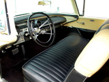 Mercury Turnpike Cruiser Convertible Indy 500 Pace Car (76S) 1957 wallpapers