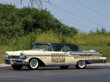 Mercury Turnpike Cruiser Convertible Indy 500 Pace Car (76S) 1957 images