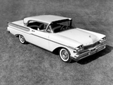 Mercury Turnpike Cruiser Hardtop 1957 wallpapers