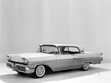 Mercury Turnpike Cruiser 1958 images
