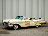 Photos of Mercury Turnpike Cruiser Convertible Indy 500 Pace Car (76S) 1957