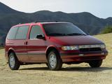 Mercury Villager 1993–95 photos