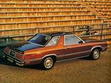 Pictures of Mercury Zephyr Z-7 GS 1982
