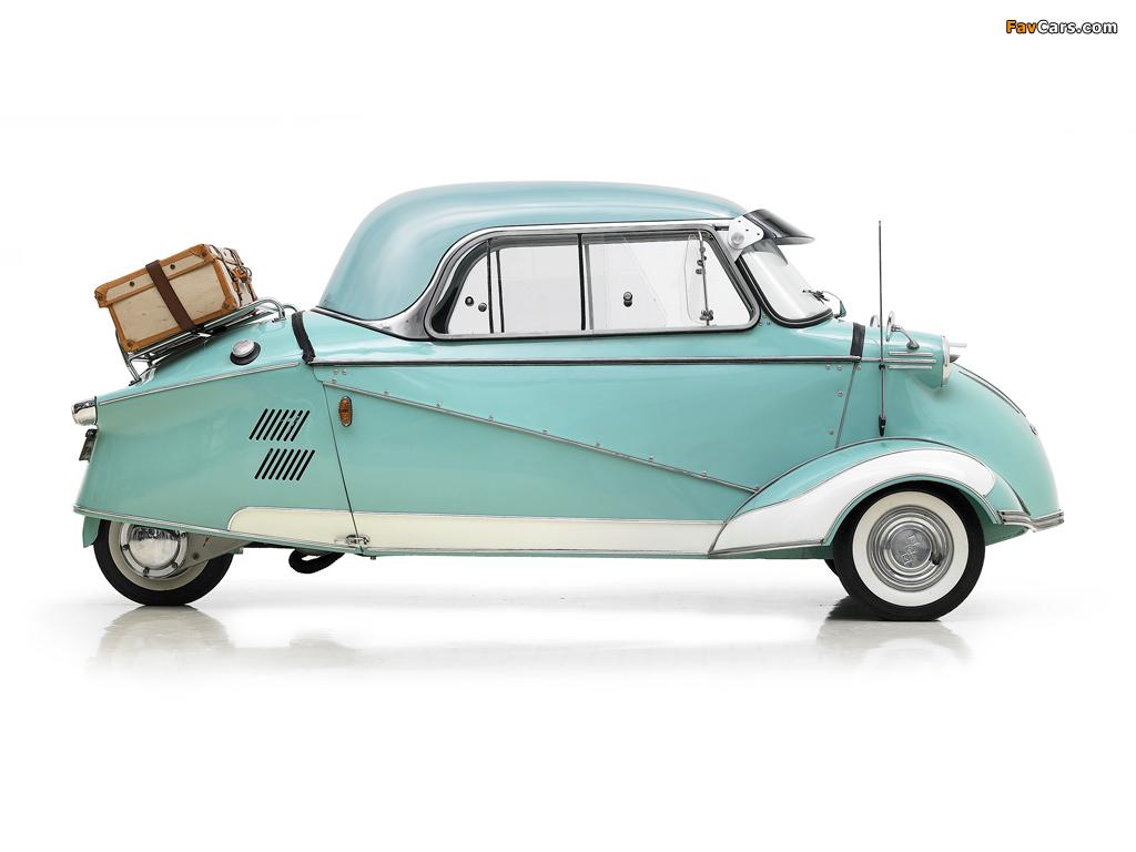 Photos of Messerschmitt KR200 1952–64 (1024 x 768)