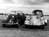 Messerschmitt KR200 & TG500 wallpapers